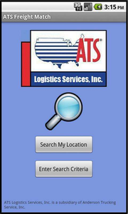 New freight-finding Android app from ATS