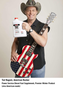 Fighting the 'cold war' with Ted Nugent