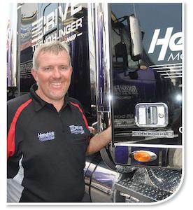 Hey, buddy, have you seen a racecar hauler?