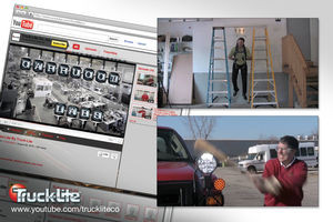 Truck-Lite goes gonzo with customer service in new YouTube series