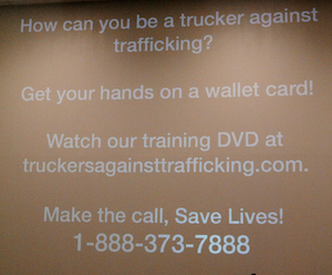 Truckers Against Trafficking: A cause we can all get behind
