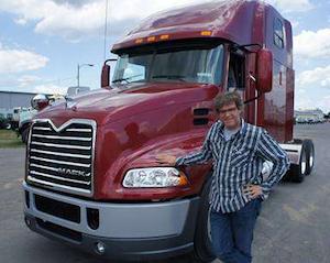 Mack Trucks on 'Made in America' TV Tues., Nov. 15