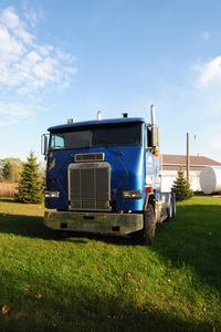 Cabover extra in 'Real Steel' film to be auctioned Dec. 8