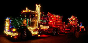 A growing spectacular: The Vancouver Island truck lights parade