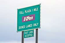 Turnpike rates to rise