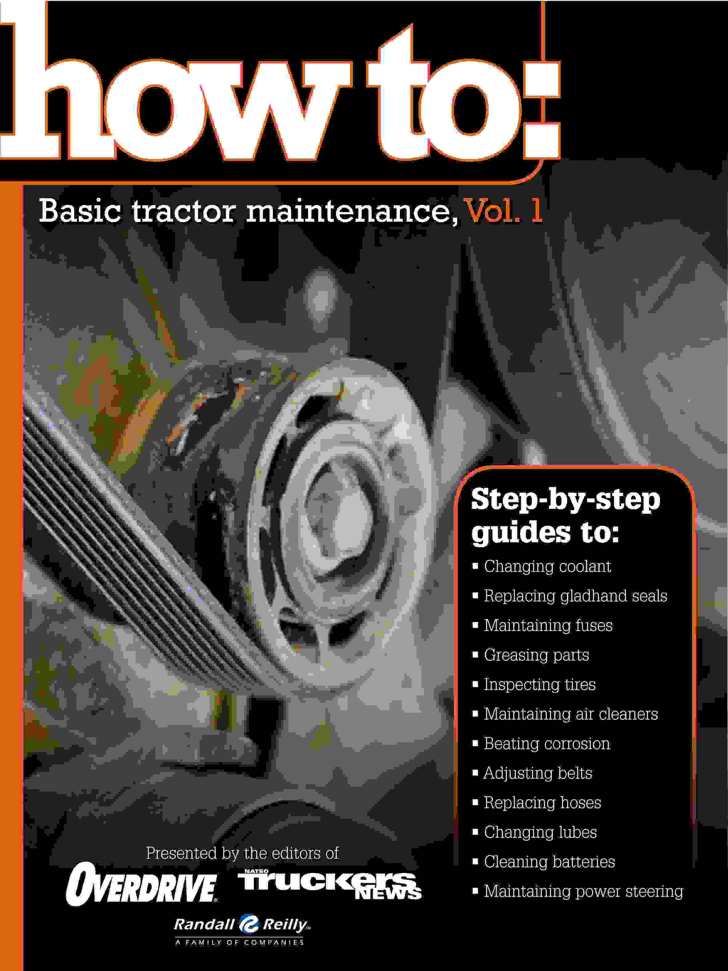 Do it yourself: Tractor maintenance