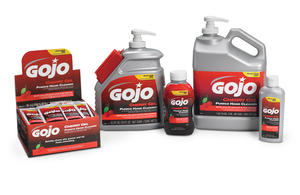 Hand cleaner for dirt, grease and oil