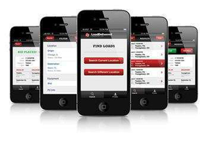 New iPhone app from Load Delivered Logistics 3PL