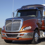 ProStar+ with MaxxForce 15 on Texas highways