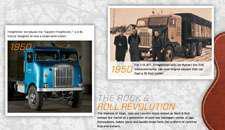 Freightliner celebrates 70th anniversary