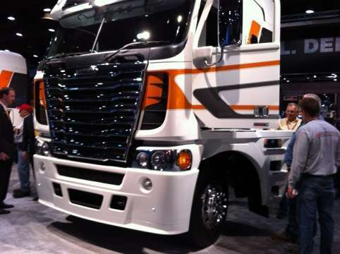 Is the cabover coming back?