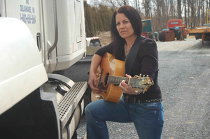 'Roll On, Truck Driving Girl': Introducing trucker-songwriter Lisa Godino