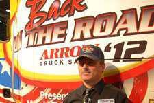 Arrow Back on the Road winner named