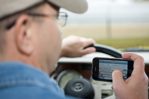 Idaho, Alaska legislatures ban handheld texting while driving