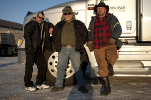 New 'Ice Road' premiers June 3 sans Kelly, Sieber