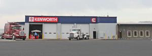 New Kenworth service center in Oregon