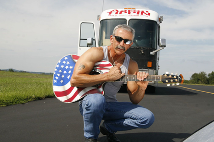 Upcoming: An interview with Aaron Tippin