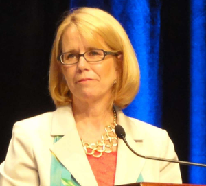 Anne Ferro conferences on issues with owner-operators