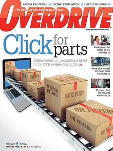 When do you shop online for trucks, parts?