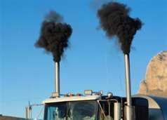 Diesel particulate pollution down 50%, CARB says