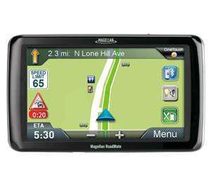 RoadMate customizable trucking GPS