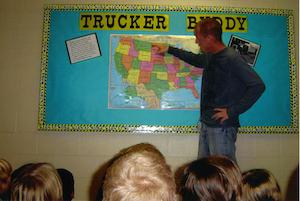 Trucker Buddy announces January's Buddy standout