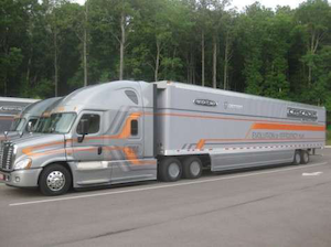 The Freightliner Cascadia Evolution is the next step toward the trucking industry reaching a 10 mpg standard.