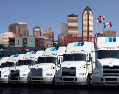 Jacobson purchases fleet of Mack Pinnacles