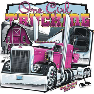 One Girl Trucking: 'More courtesy now'