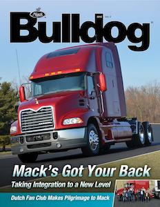 Mack launches Bulldog Magazine app