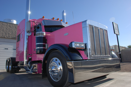 Are you tough enough for pink?