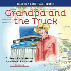 New book series for the kids: 'Grandpa and the Truck'