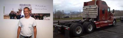 Sammons Trucking operator found