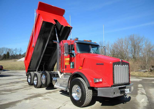 Paccar MX tough-tested with Louisville aggregate hauler
