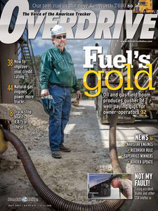Oil/gas boom in N.D. generates owner-operator opportunities
