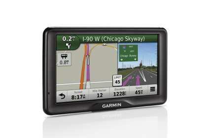 Garmin announces 7-inch trucking-specific GPS