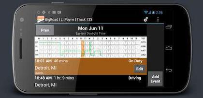 New BigRoad app offers hours, nav, messaging