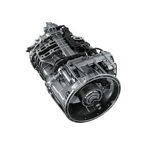 Detroit gives sneak peek of DT12 transmission