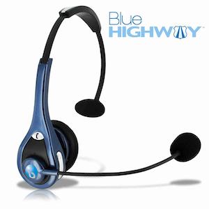 BlueHighway headset