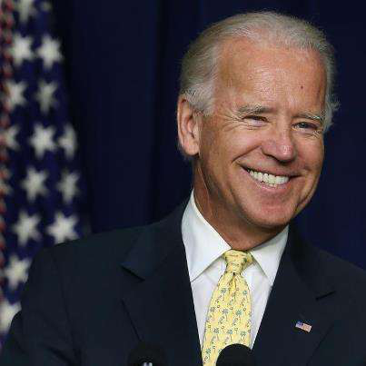 Joe Biden on the big-rig business