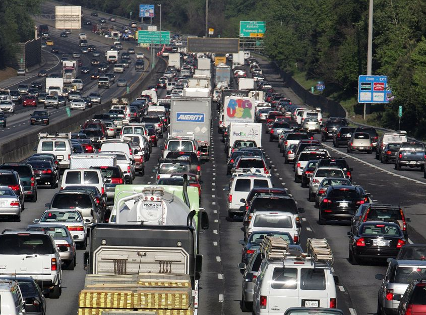 The 10 U.S. cities with the most truck driving jobs