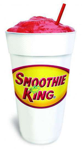 Smoothie King smoothies