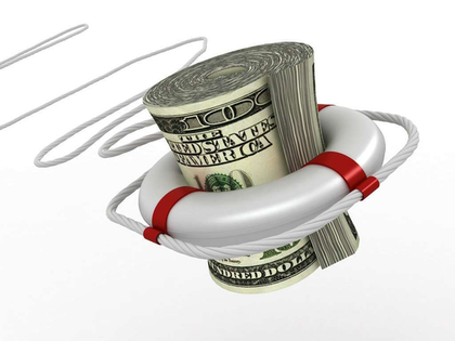 Using a high deductible to cut costs