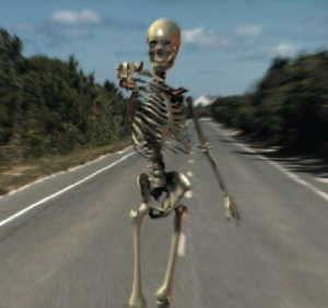 More highway haunts: Happy Halloween!