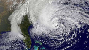 Hurricane Sandy restricting roadways in 7 states