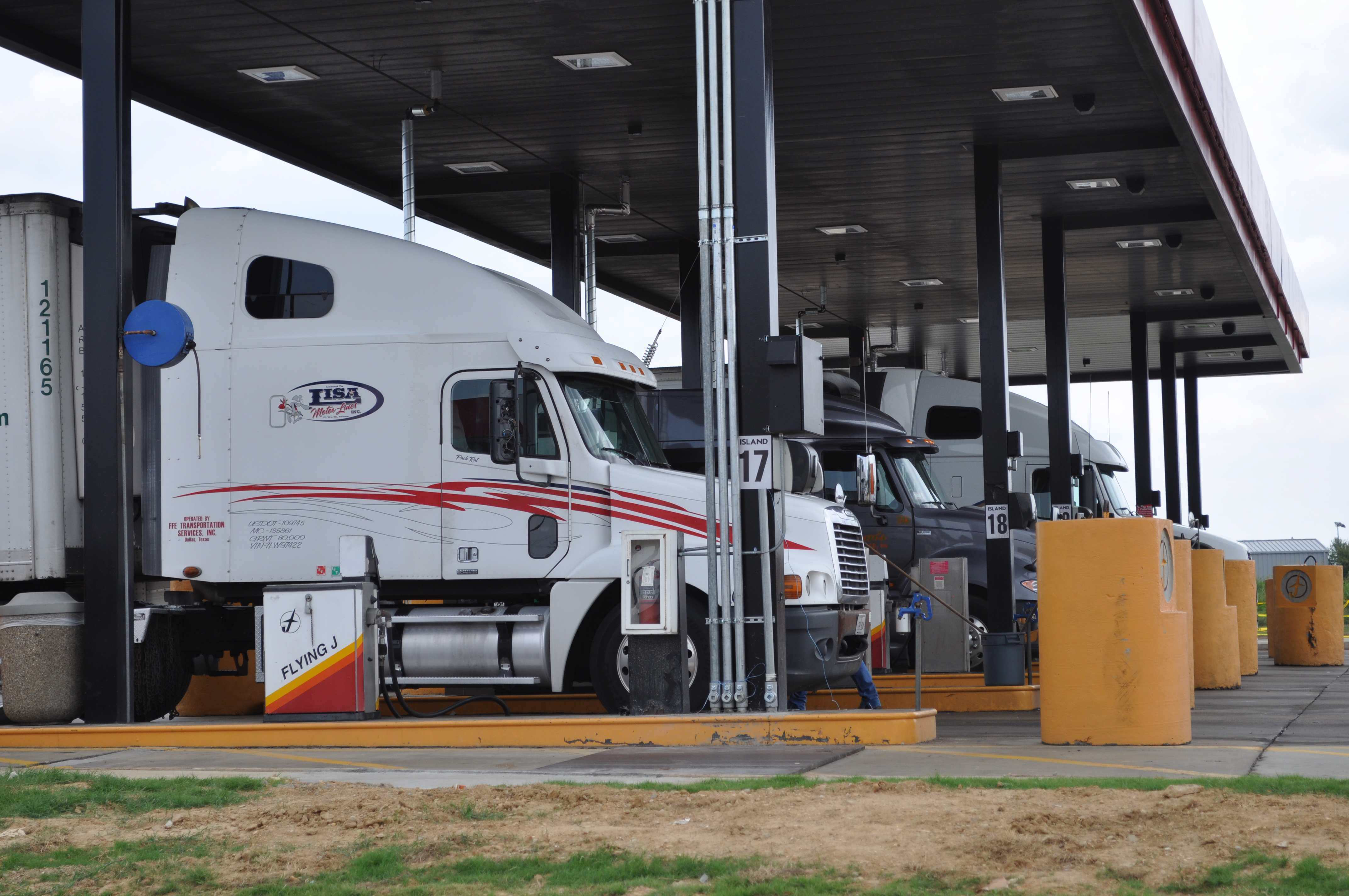 Diesel fuel taxes increase in a dozen states