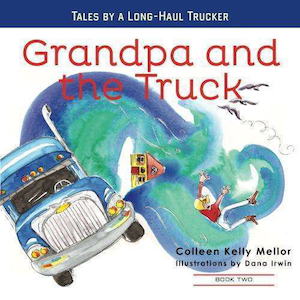 'Grandpa and the Truck' — book 2 out now