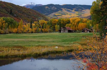 Fall in Colorado: Caught on camera