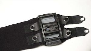 Portable calf compression device