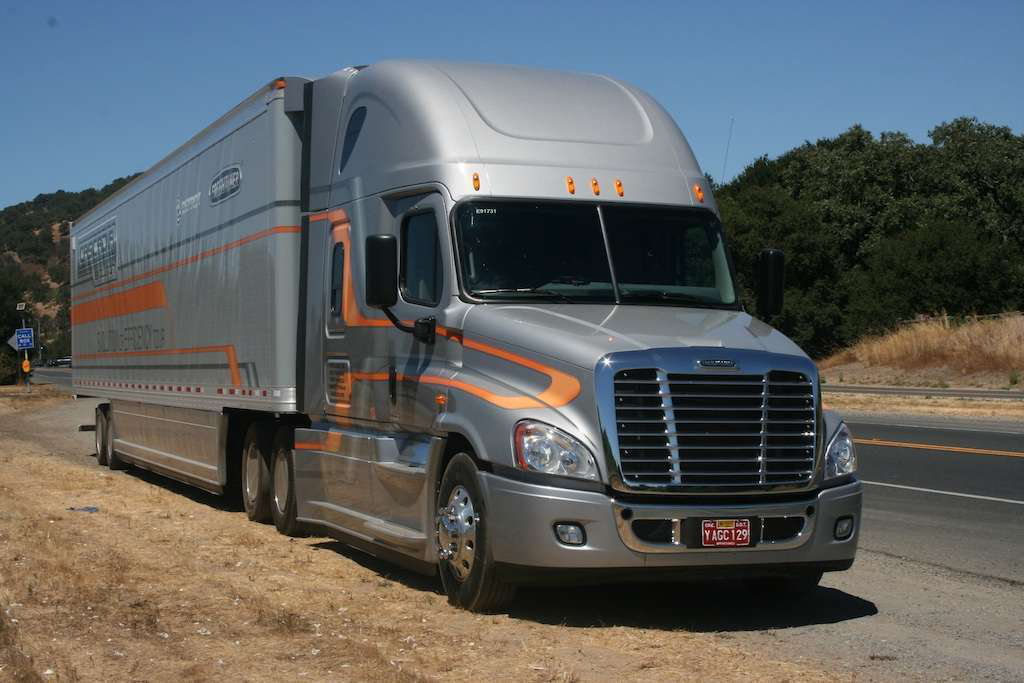 Finding 10 mpg: Testing the Cascadia Evolution